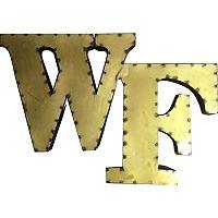 Wake Forest Demon Deacons Metal Wall Décor