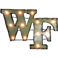 Wake Forest Demon Deacons Light-Up Wall Décor
