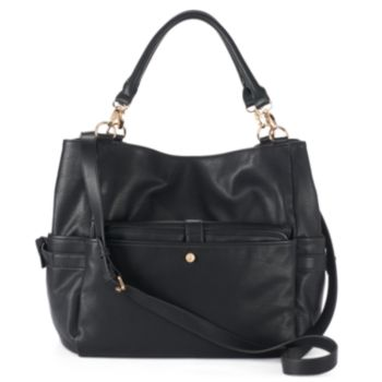 LC Lauren Conrad Diaper Bag with Portable Changing Pad