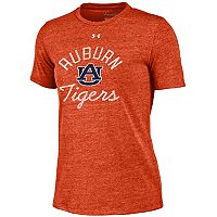Women's Under Armour Auburn Tigers Triblend Tee