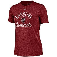 Women's Under Armour South Carolina Gamecocks Triblend Tee