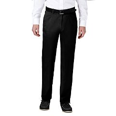 Men's Haggar Coastal Comfort Classic-Fit Stretch Flat-Front Chino Pants