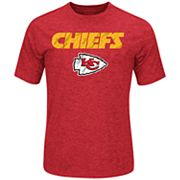 Big & Tall Majestic Kansas City Chiefs Graphic Tee