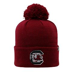 Youth Top of the World South Carolina Gamecocks Pom Beanie