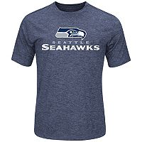 Big & Tall Majestic Seattle Seahawks Graphic Tee