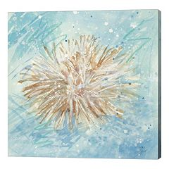 Metaverse Art La Mer C Canvas Wall Art