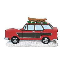 St. Nicholas Square® Village Car with Skis