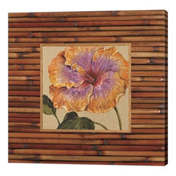 Metaverse Art Pacific Paradise B Canvas Wall Art