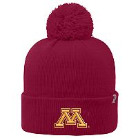 Youth Top Of The World Minnesota Golden Gophers Tow Pom Hat