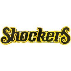 Wichita State Shockers Metal Wall Décor