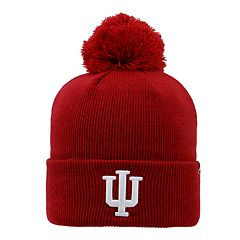 Youth Top of the World Indiana Hoosiers Pom Beanie