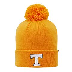 Youth Top of the World Tennessee Volunteers Pom Beanie