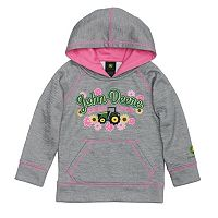 Toddler Girl John Deere Graphic Hoodie