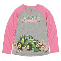 Girls 4-6x John Deere