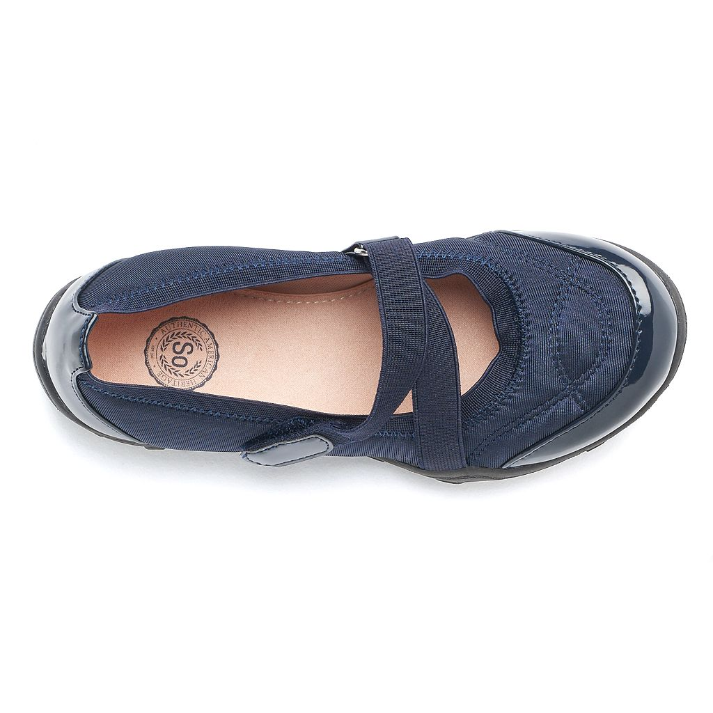 SO® Steffie Girls' Mary Jane Shoes