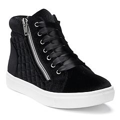 SO® Stacie Girls' High-Top Sneakers