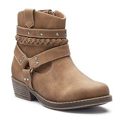 Girls Ankle Boots - Shoes | Kohl's