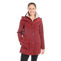 Women's Fleet Street A-Line Stadium Jacket
