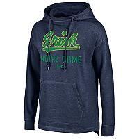 Women's Under Armour Notre Dame Fighting Irish Favorites Fleece Hoodie