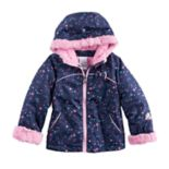 Toddler Girl ZeroXposur Mablee Midweight Transitional Jacket