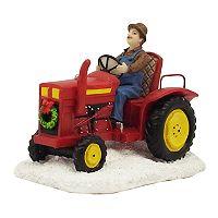 St. Nicholas Square® Village Barn Tractor