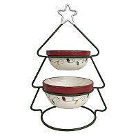 St. Nicholas Square® 2-Tier Christmas Server