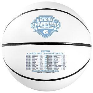 Rawlings North Carolina Tar Heels 2017 NCAA Basketball National Champions Basketball