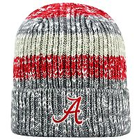 Adult Top Of The World Alabama Crimson Tide Wonderland Knit Hat