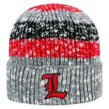Adult Top of the World Louisville Cardinals Wonderland Beanie