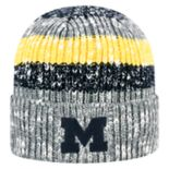 Adult Top of the World Michigan Wolverines Wonderland Beanie