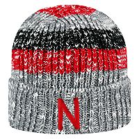 Adult Top of the World Nebraska Cornhuskers Wonderland Beanie