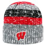 Adult Top of the World Wisconsin Badgers Wonderland Beanie