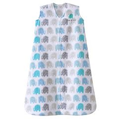 Baby Boy HALO SleepSack Microfleece Wearable Blanket