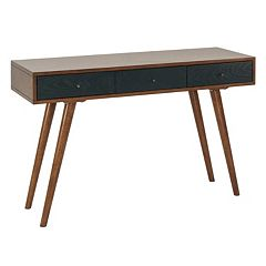 Madison Park Howard 3-Drawer Desk