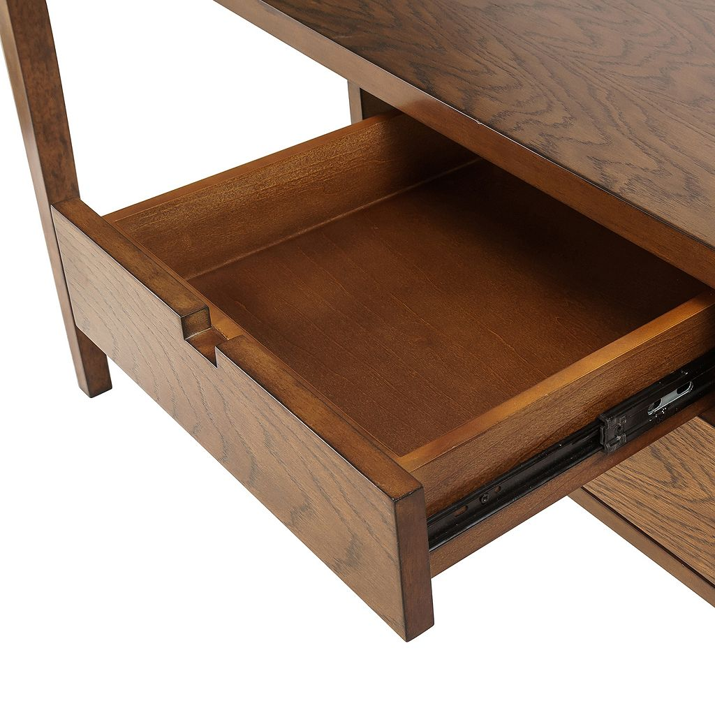 Madison Park Montrose 2-Drawer Desk