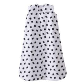Baby HALO Plus Sign SleepSack Microfleece Wearable Blanket