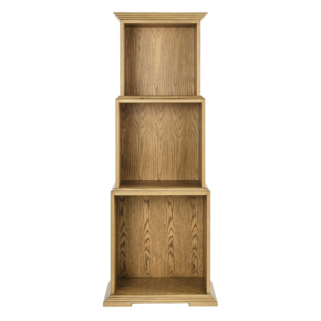 Madison Park Kimball 3-Tier Bookshelf