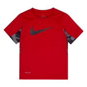 Toddler Boy Nike Dri-FIT Swoosh Tee