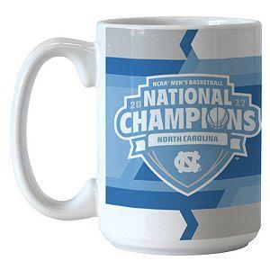 Boelter North Carolina Tar Heels 2017 NCAA Basketball National Champions Mug