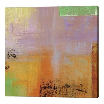 Metaverse Art Kalahari Square I Canvas Wall Art