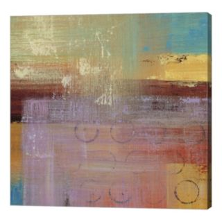 Metaverse Art Kalahari Square II Canvas Wall Art