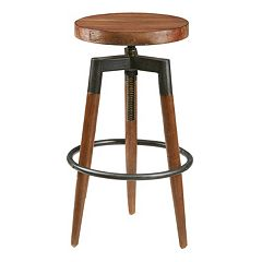 INK+IVY Frazier Adjustable Stool