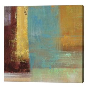 Metaverse Art Kalahari Square III Canvas Wall Art