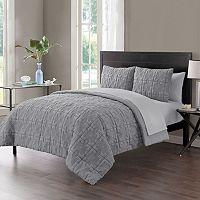 VCNY Iron Gate Embossed Comforter Set