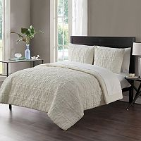 VCNY Iron Gate Embossed Comforter Set