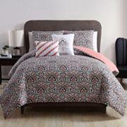 VCNY 5 pc Corliss Comforter Set