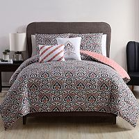 VCNY 5 pc Corliss Comforter Set