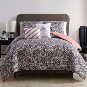 VCNY 5-piece Corliss Comforter Set