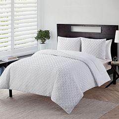 VCNY Nina II Embossed Comforter Set