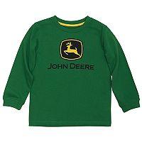 Boys 4-7 John Deere Logo Tee